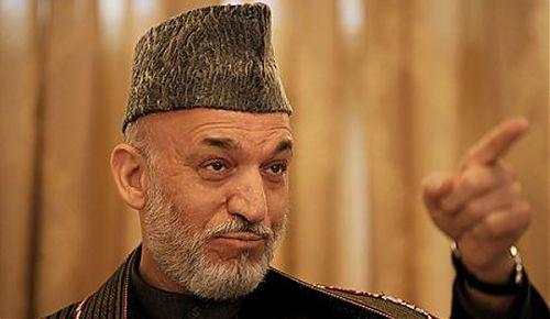 Hamid Karzai - حامد کرزی