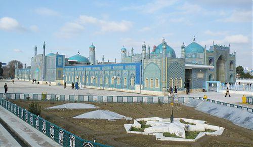 Mazar Sharif - مزار شریف